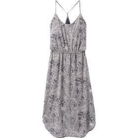 Prana Ayla Dress Women, negro/gris